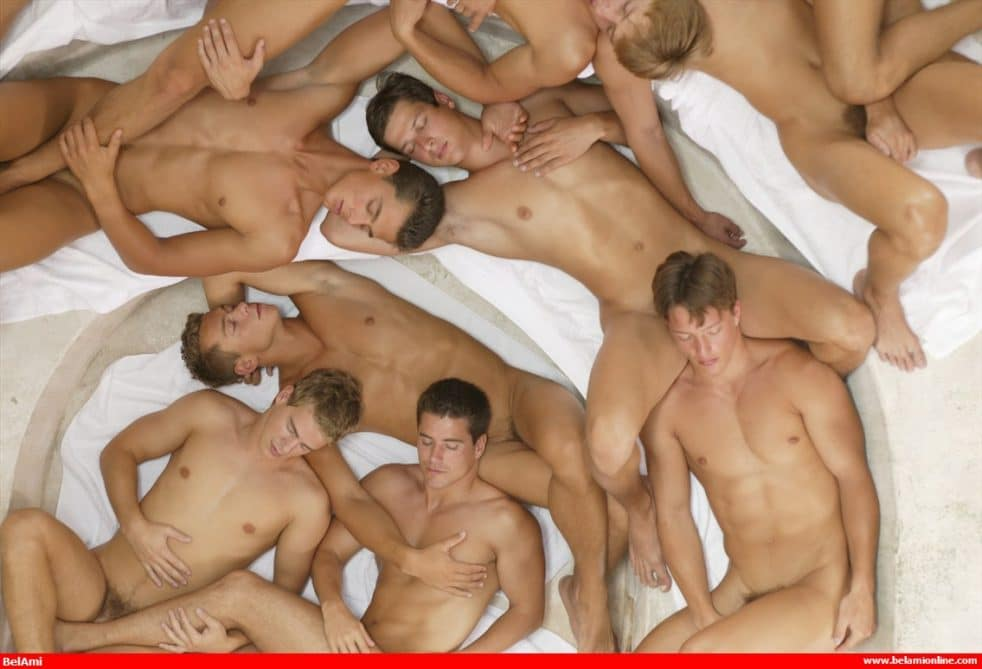 Nude Gay Models